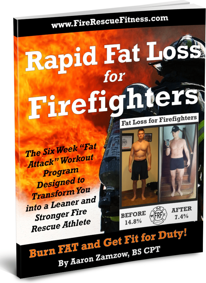 fat loss for firefighters cover