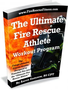 ultimate fire athlete-paperbackbookstanding