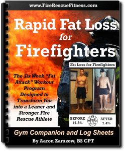 fat loss for firefighters cover gym companion