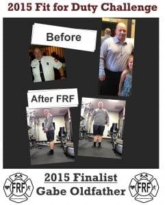 ffd challenge Gabe Oldfather