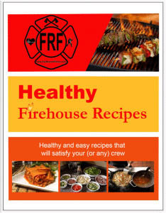 FRF Healthy Recipes Cover