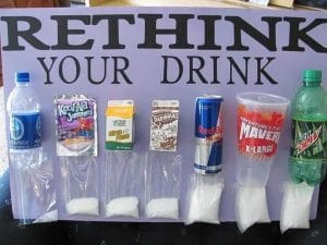 rethink your drink sugar
