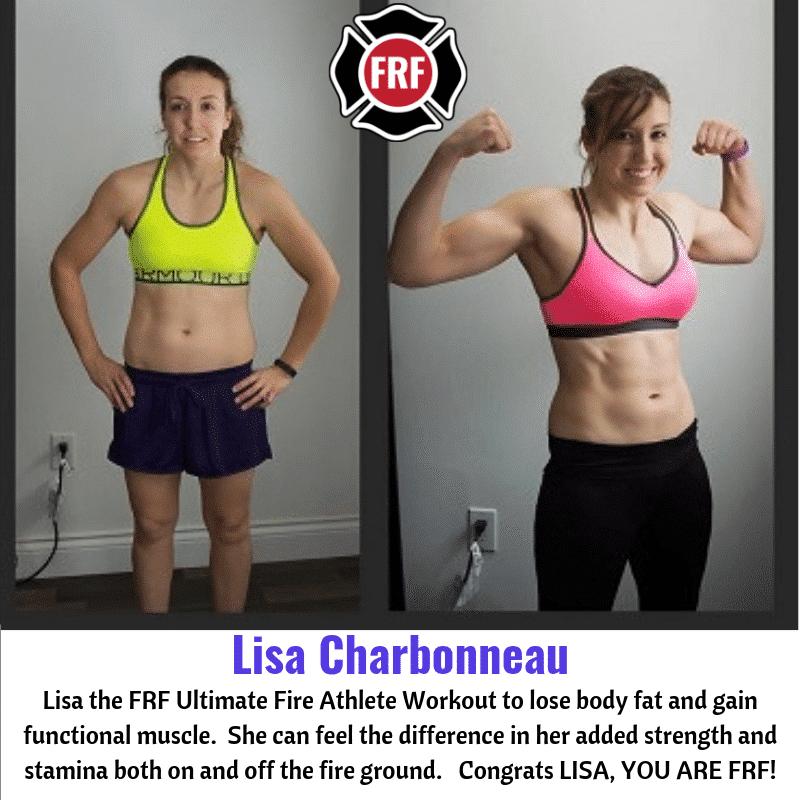 Lisa char testimonial pics