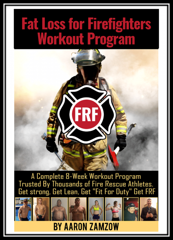 frf fat loss for firefighters cover-new