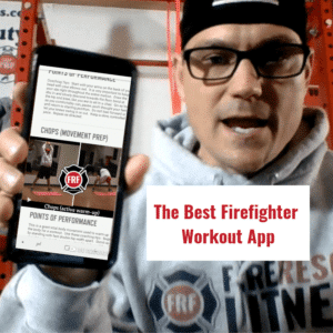 The Best Firefighter Workout App