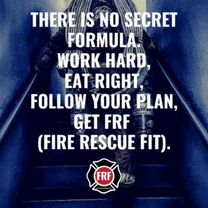 no secret formula