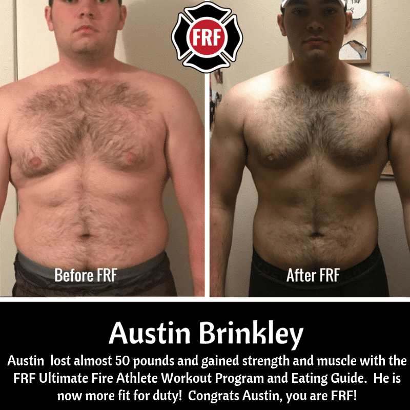 Austin Brinkley updated testimonial