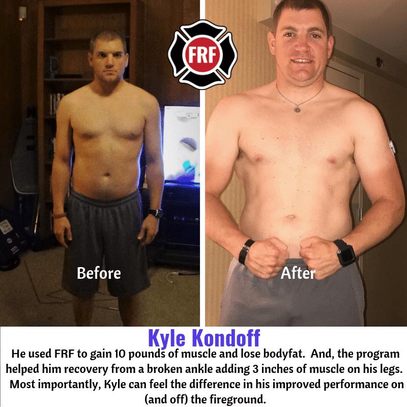 Kyle Kondoff FRF Challenge