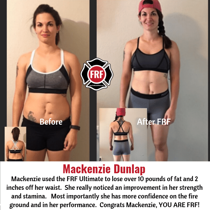 Mackenzie Dunlap testimonial