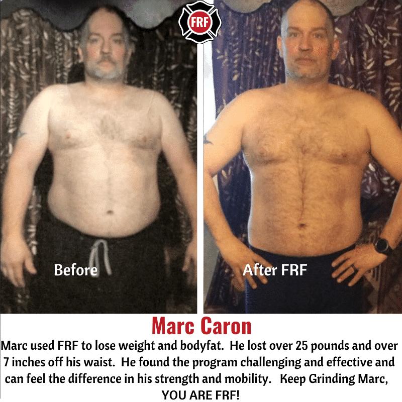 marc caron testimonial