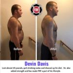 FRF Testimonial Devin Davis
