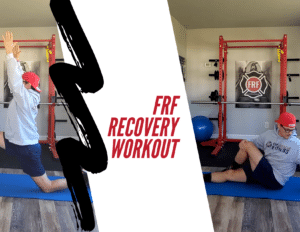 Fire Rescue Fitness Recovery Workout