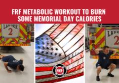 metabolic memorial day workout
